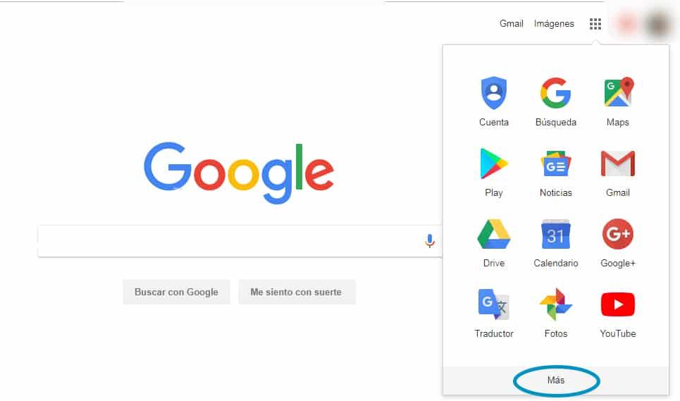Google apps más