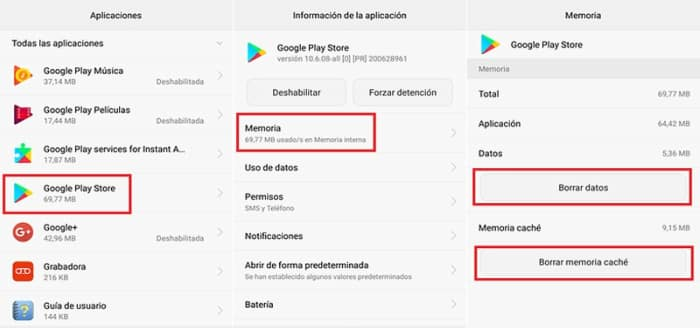 Play Store Fehler 963