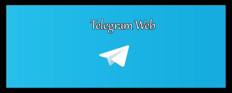 telegram web portada