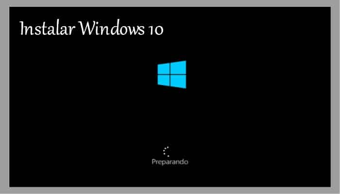 Instalando-Windows