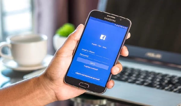 installer l'application facebook
